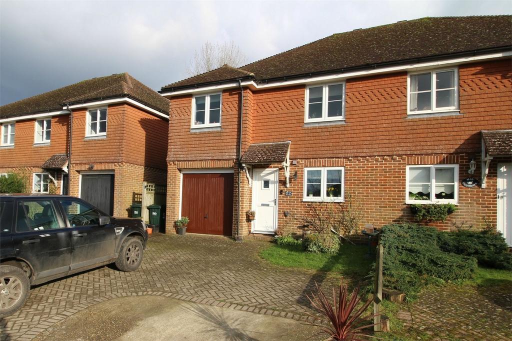 3 Bedrooms Semi Detached House for sale in Wheelers Lane, Hadlow Down, Uckfield, East Sussex