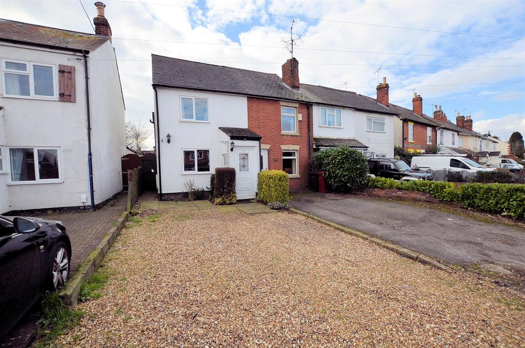 3 Bedrooms End Of Terrace House for sale in Armour Road, Tilehurst, Reading
