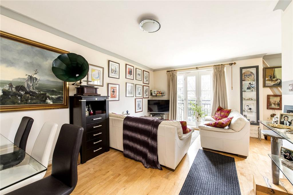 2 Bedrooms Flat for sale in William Winter Court, 3 Charles Haller Street, London, SW2