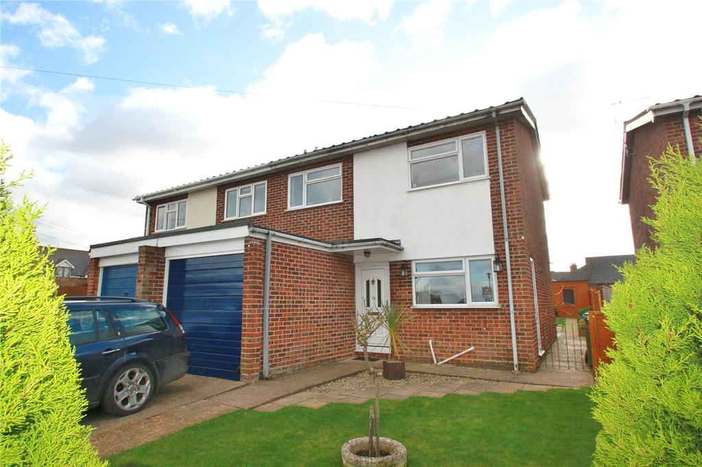 3 Bedrooms Semi Detached House for sale in Wellington Street, Thame, OX9