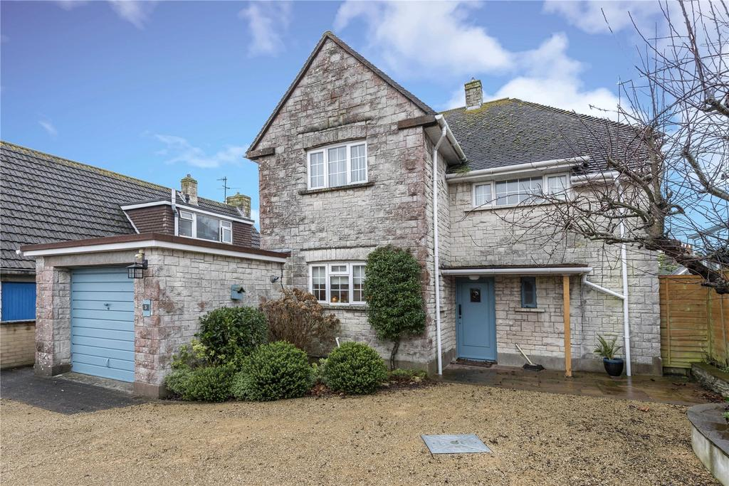 3 Bedrooms Detached House for sale in Broadwey, Weymouth, Dorset