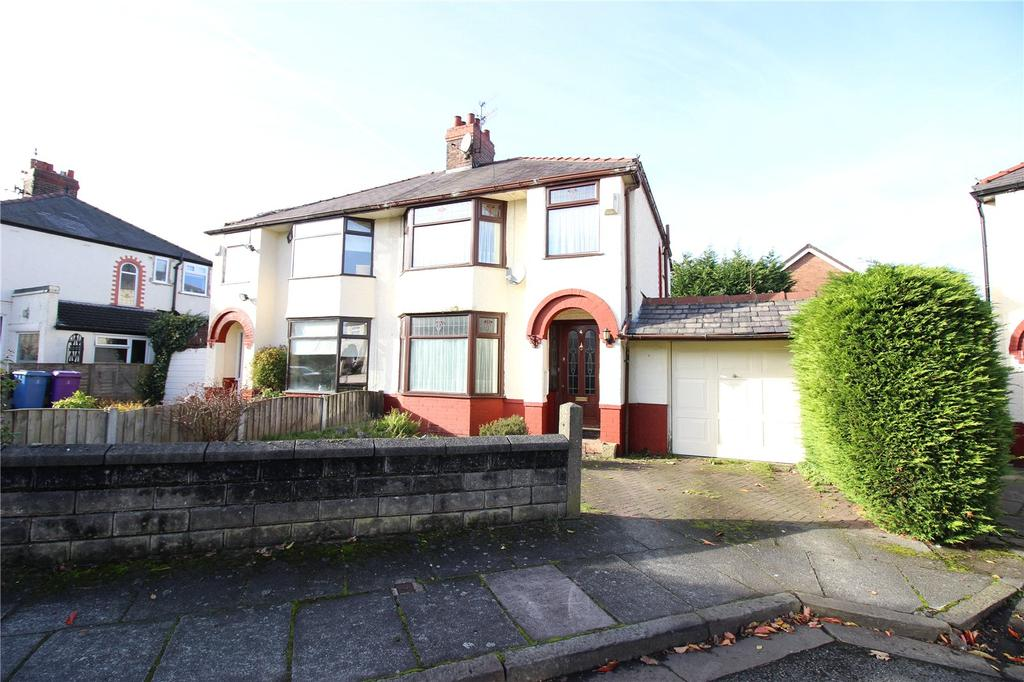 3 Bedrooms Semi Detached House for sale in Mayfield Close, Liverpool, Merseyside, L12