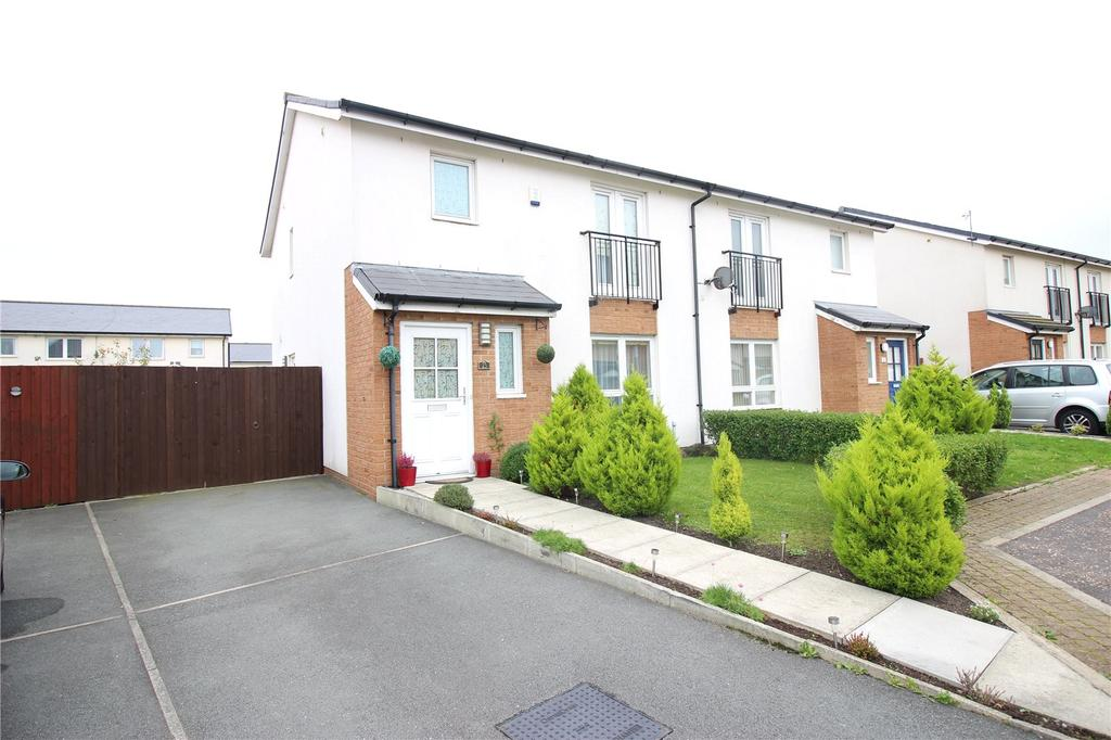 3 Bedrooms Semi Detached House for sale in Pennycress Drive, Liverpool, Merseyside, L11