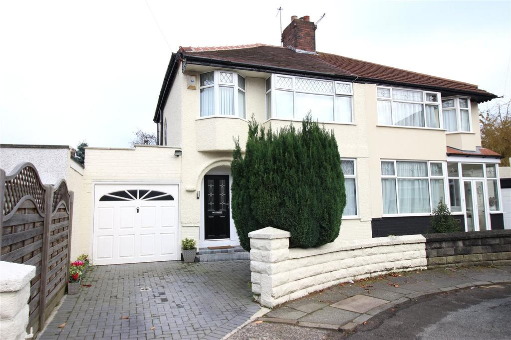 3 Bedrooms Semi Detached House for sale in Forest Lawn, Liverpool, Merseyside, L12