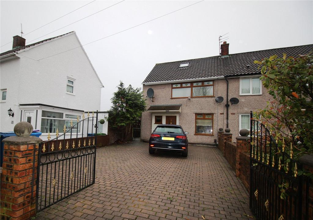 2 Bedrooms Terraced House for sale in Blackwater Road, Liverpool, Merseyside, L11