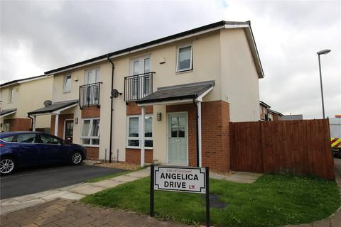 2 bedroom semi-detached house for sale - Angelica Drive, Liverpool, Merseyside, L11
