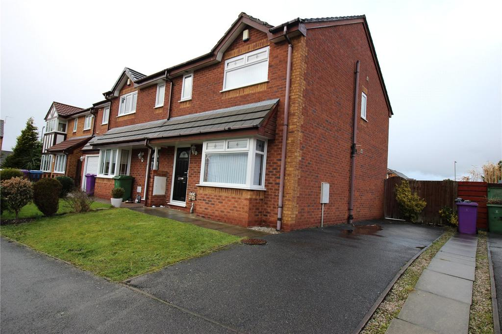 3 Bedrooms End Of Terrace House for sale in Elwick Drive, Liverpool, Merseyside, L11