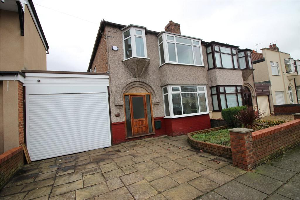 3 Bedrooms Semi Detached House for sale in Zig Zag Road, Liverpool, Merseyside, L12