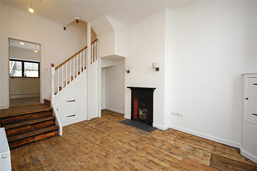 2 Bedrooms Terraced House for sale in The Struet, Brecon, Powys