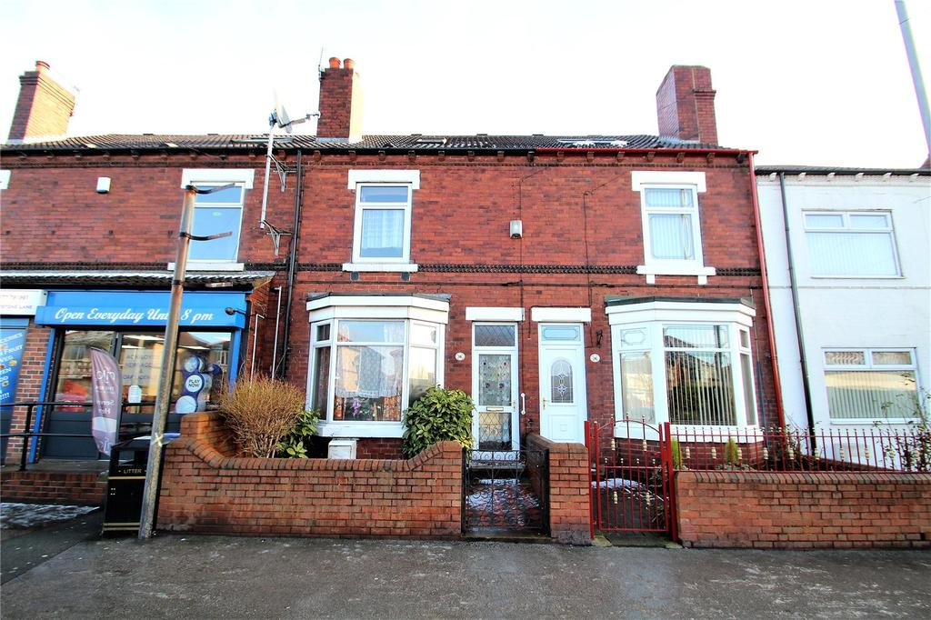 2 Bedrooms Terraced House for sale in Featherstone Lane, Featherstone, West Yorkshire, WF7