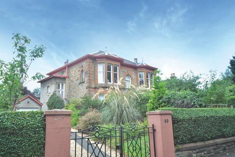 3 bedroom duplex for sale - 89 Glencairn Drive, Pollokshields, G41 4LL