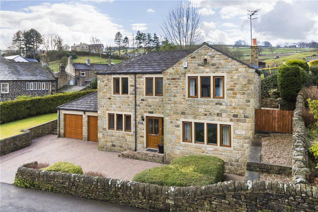 4 Bedrooms Detached House for sale in Best Lane, Oxenhope, Keighley, West Yorkshire