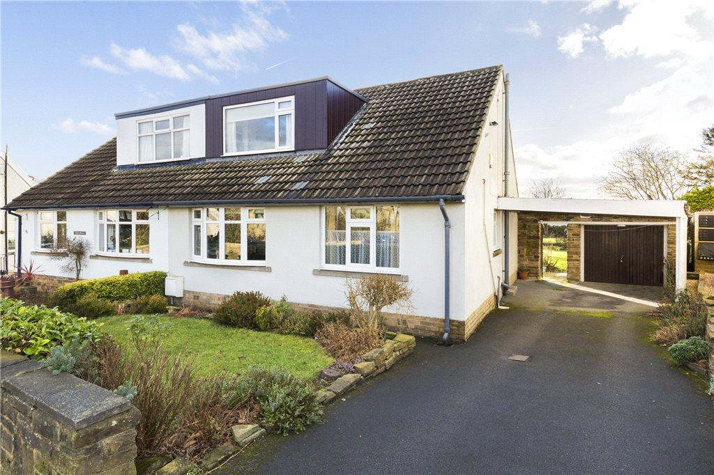 3 Bedrooms Semi Detached House for sale in Clarendon Road, Eldwick, Bingley, West Yorkshire