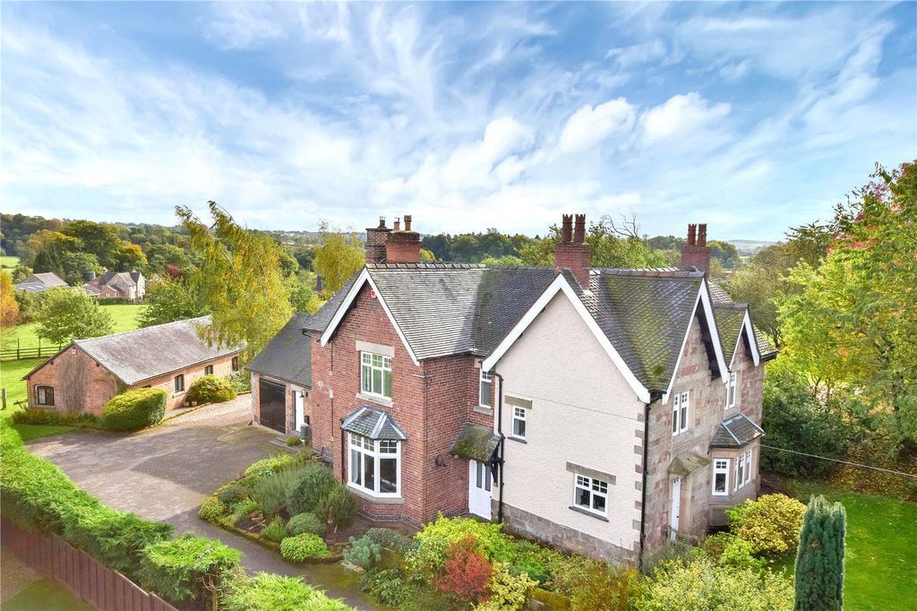 4 Bedrooms Detached House for sale in Ellastone, Ashbourne, Staffordshire