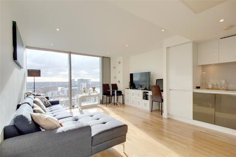 1 bedroom flat for sale - Landmark West, Marsh Wall, London, E14