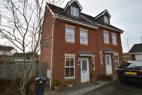 3 bedroom townhouse to rent - Youghal Close, Pontprennau, Cardiff, Caerdydd, CF23