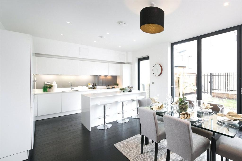4 Bedrooms House for sale in Ashchurch Villas, Goldhawk Road, London