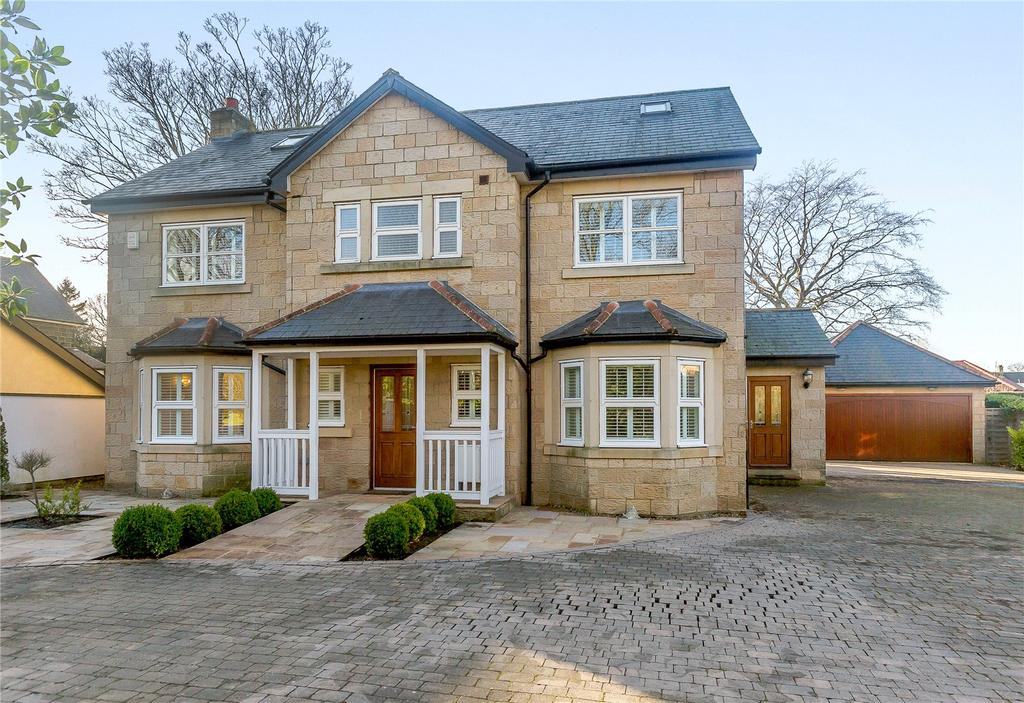 5 Bedrooms Detached House for sale in Ripon Road, Killinghall, Harrogate, North Yorkshire