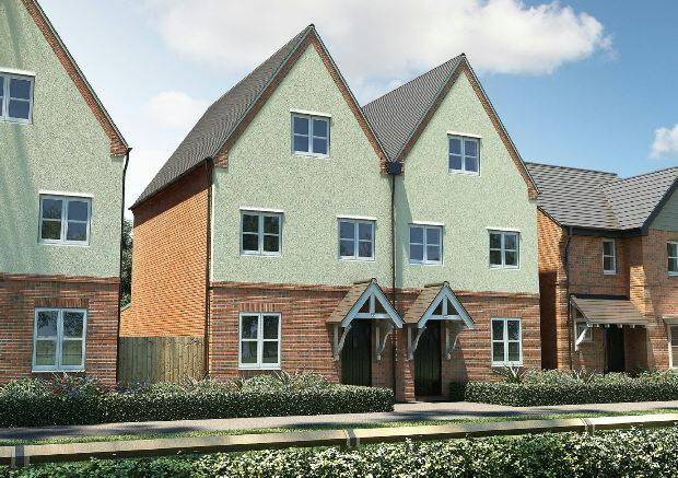 4 Bedrooms Semi Detached House for sale in Banbury Rise, Banbury