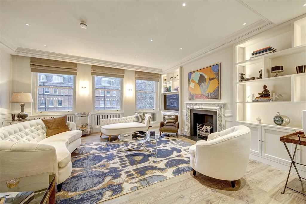 2 Bedrooms Flat for sale in Cheyne Gardens, Chelsea, London, SW3