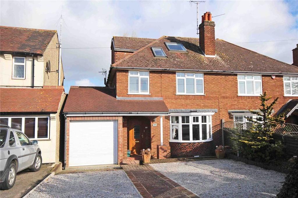 5 Bedrooms Semi Detached House for sale in Brocket Road, Welwyn Garden City, Hertfordshire
