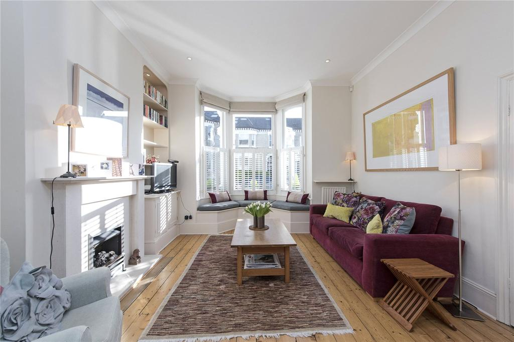 5 Bedrooms Terraced House for sale in Bennerley Road, Between The Commons, London, SW11