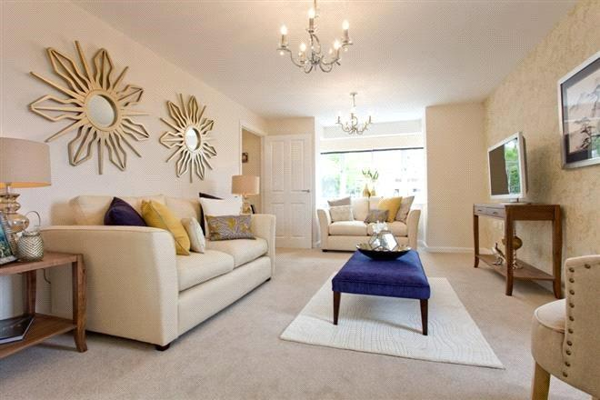 3 Bedrooms Semi Detached House for sale in The Gardiner, Winchester Village, Winchester, Hampshire, SO22