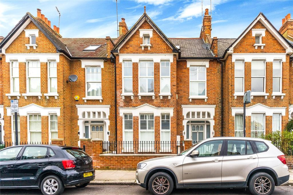 5 Bedrooms Terraced House for sale in Bolingbroke Road, London, W14