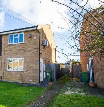 2 Bedrooms House for sale in Marsh Drive, Cheltenham, GL51 9LN