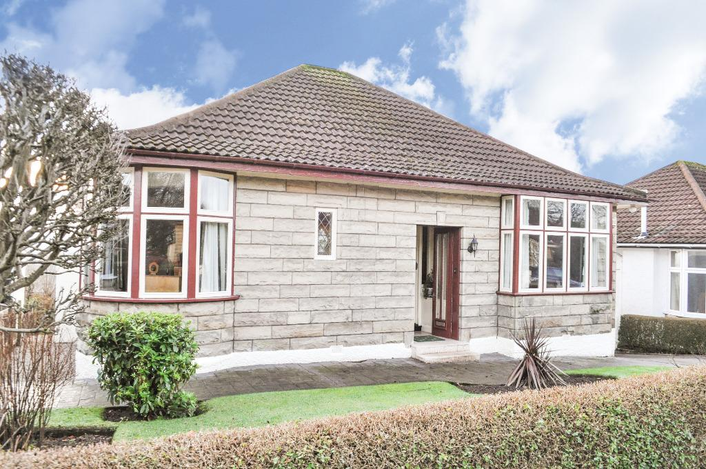 3 Bedrooms Bungalow for sale in Henderland Road, Bearsden, East Dunbartonshire, G61 1JF