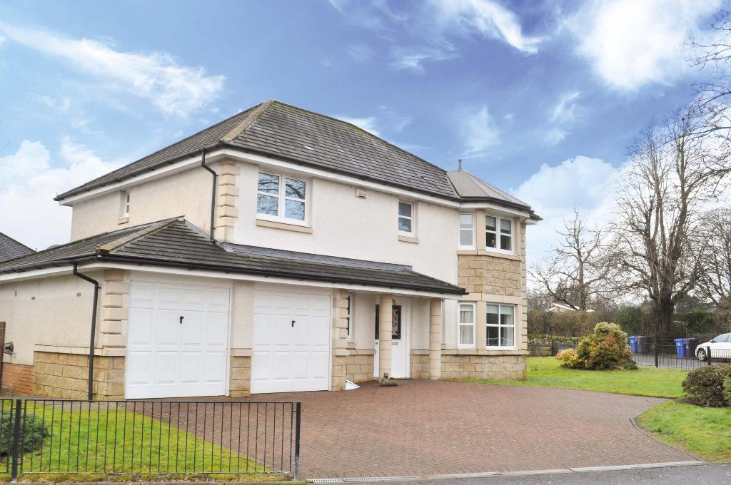 5 Bedrooms Detached House for sale in George Terrace, Balfron, Stirlingshire, G63 0PL