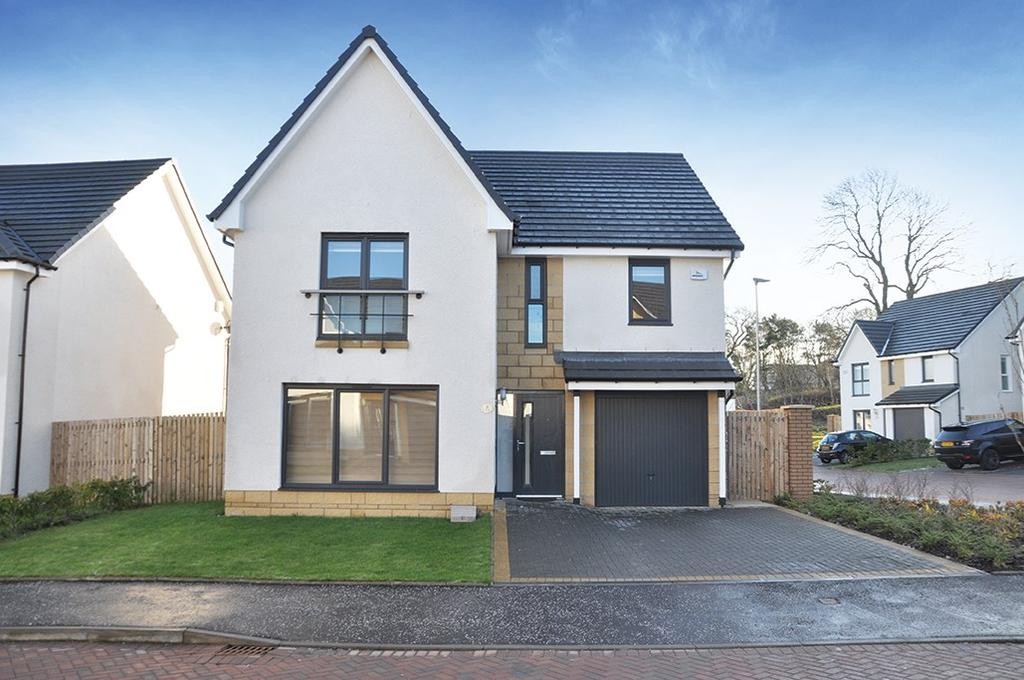 4 Bedrooms Detached Villa House for sale in Kestrel Wynd, Newton Mearns, Glasgow, G77