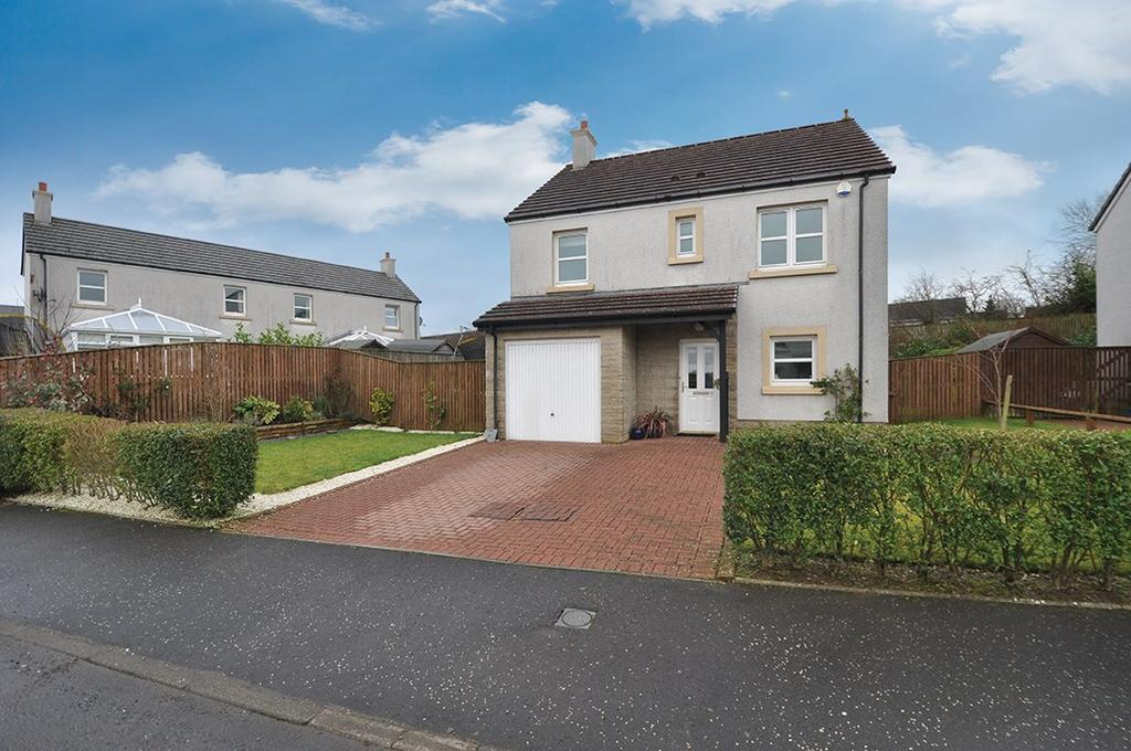 4 Bedrooms Detached Villa House for sale in Mallots View, Newton Mearns, Glasgow, G77