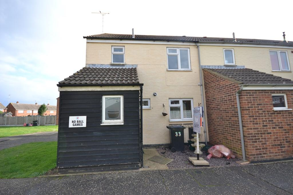3 Bedrooms End Of Terrace House for sale in Hillary Close, Heybridge, Maldon, CM9