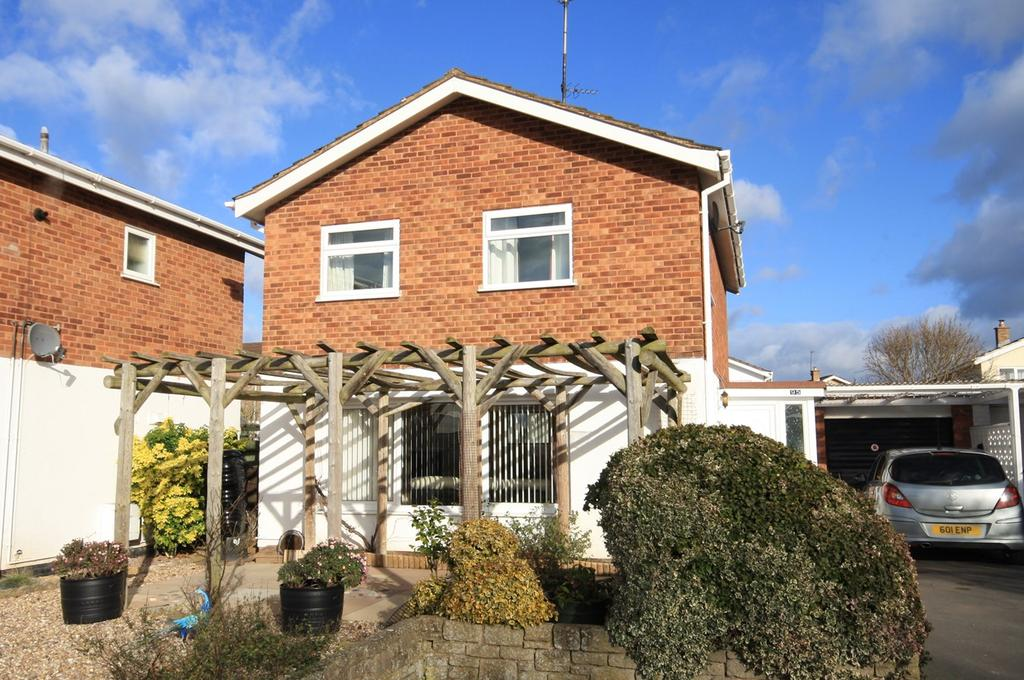 3 Bedrooms Link Detached House for sale in Ecroyd Park, Credenhill, Hereford, HR4