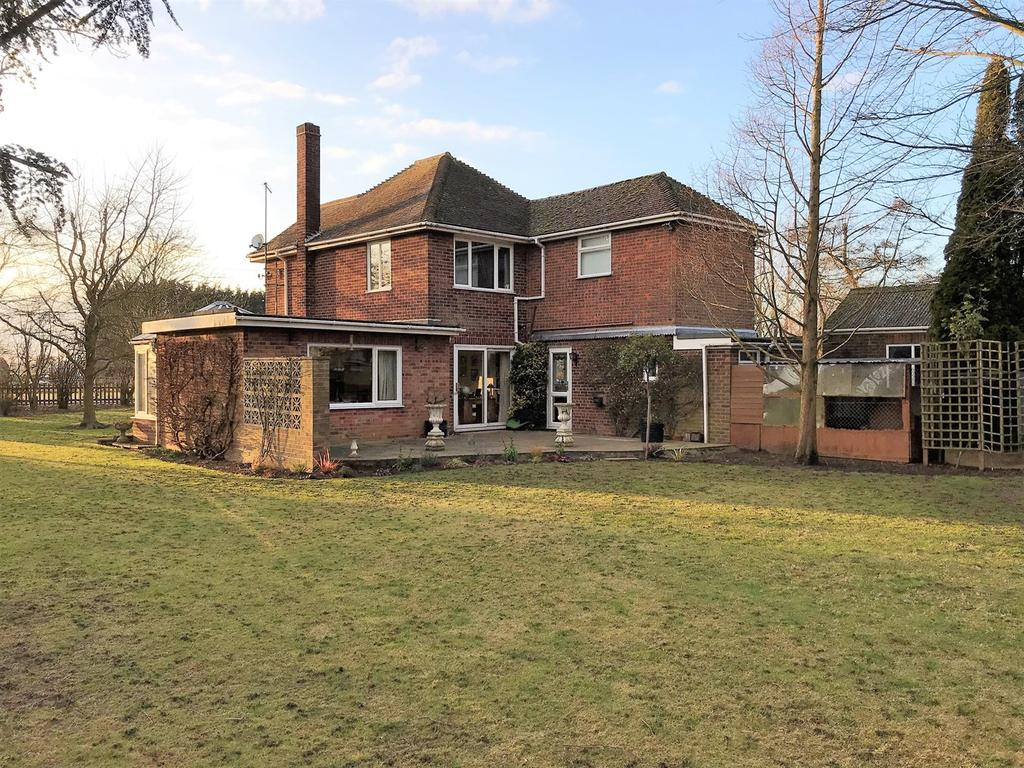 3 Bedrooms Detached House for sale in Rangell Gate, Low Fulney, Spalding, PE12