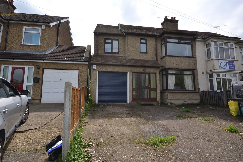 4 Bedrooms Semi Detached House for sale in Southend Road, Stanford-le-Hope, SS17