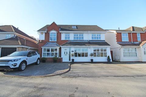 5 bedroom detached house for sale - Maes Y Fioled, Morganstown