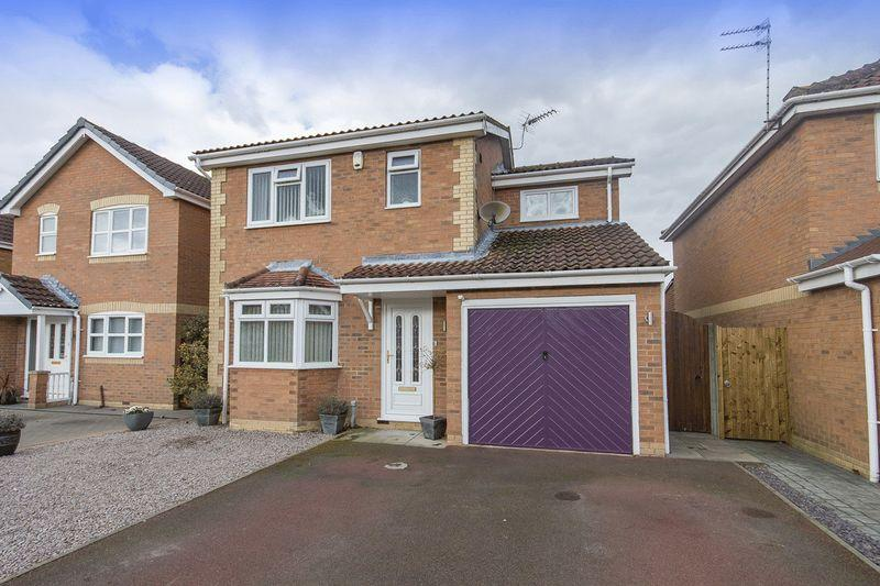 3 Bedrooms Detached House for sale in COACH WAY, WILLINGTON