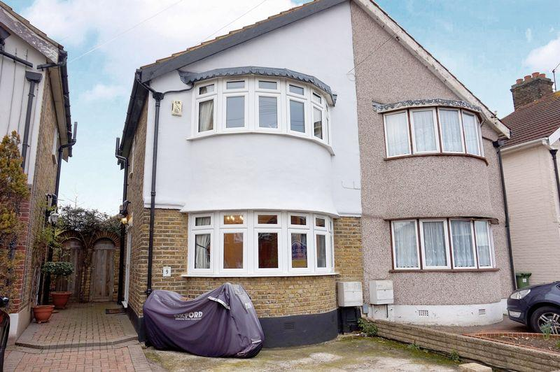 2 Bedrooms Semi Detached House for sale in Sidmouth Road, Welling