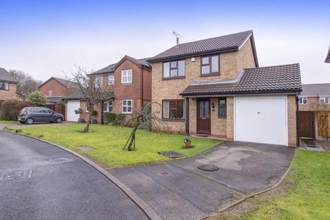 3 bedroom detached house for sale - Misterton Close, Allestree