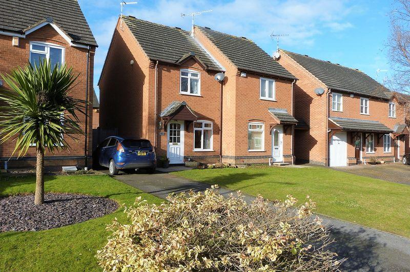 2 Bedrooms Semi Detached House for sale in Broadfield Way Countesthorpe Leicestershire