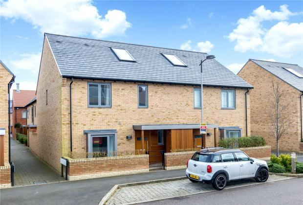 4 Bedrooms Semi Detached House for sale in Spring Drive, Trumpington, Cambridge