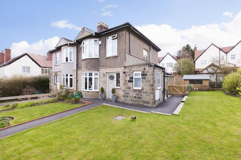 3 Bedrooms Semi Detached House for rent in Deepdale, Westville Avenue, Ilkley