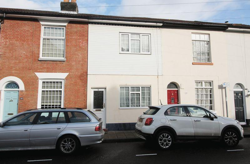3 Bedrooms Terraced House for sale in Wilton Place, Southsea