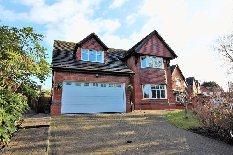 5 Bedrooms Detached House for sale in Queensgate, Chester
