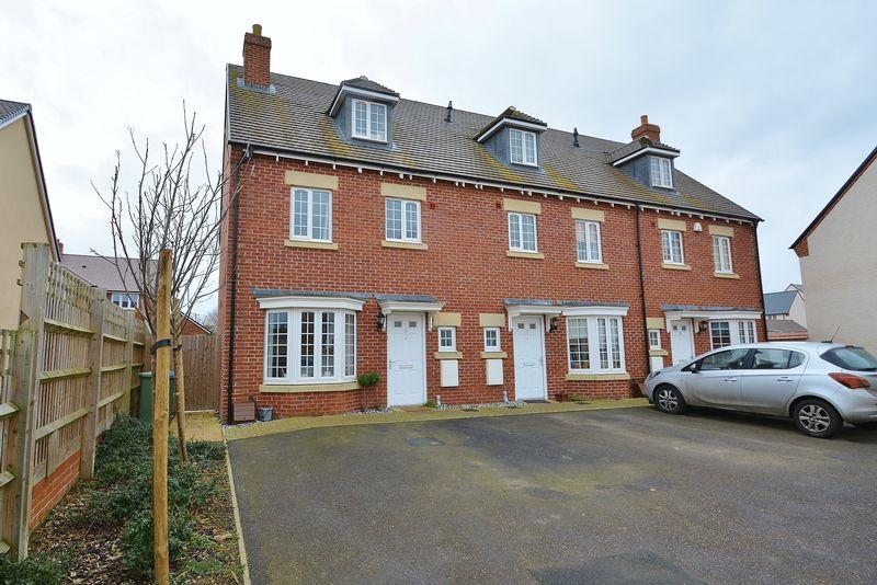 4 Bedrooms Terraced House for sale in Cotts Field, Haddenham