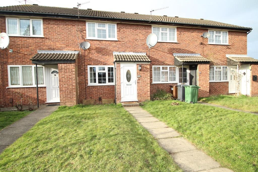2 Bedrooms Terraced House for sale in Rudyard Close, Loughborough