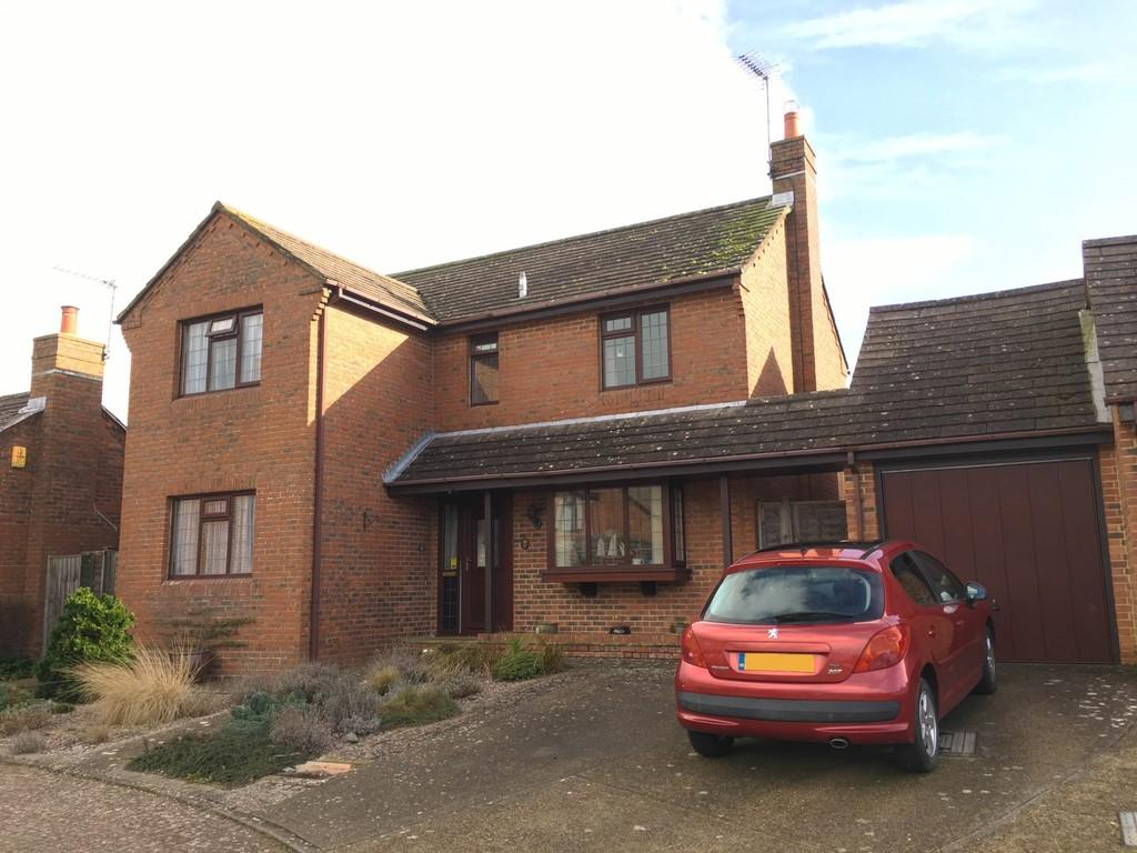4 Bedrooms Detached House for sale in Beech Tree Drive, Shanklin