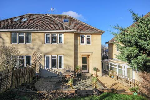 4 bedroom semi-detached house for sale - Hayden Close, Bath